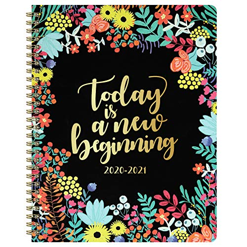 2020-2021 Planner Weekly Monthly