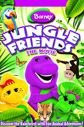 Amazon Com Barney Jungle Friends Steven Feldman Cheryl