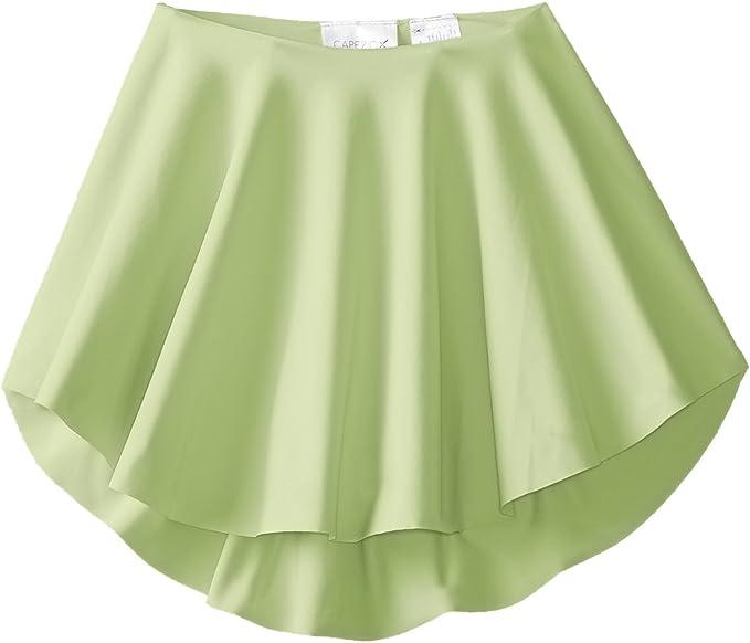 Capezio Little Girls Diamond Lattice Circle Skirt