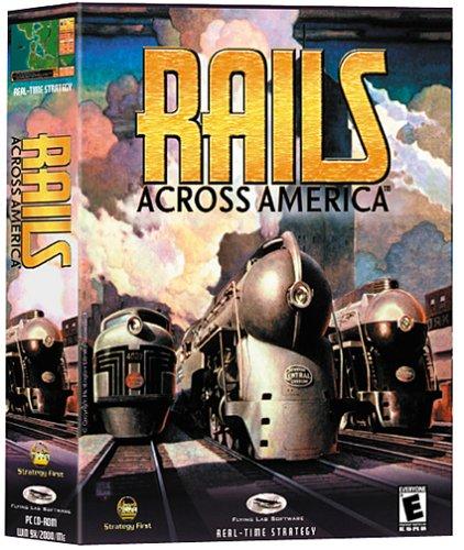 Rails Across America - PC