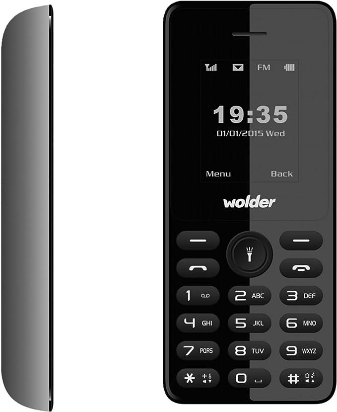 Wolder - Teléfono móvil a23: Amazon.es: Informática