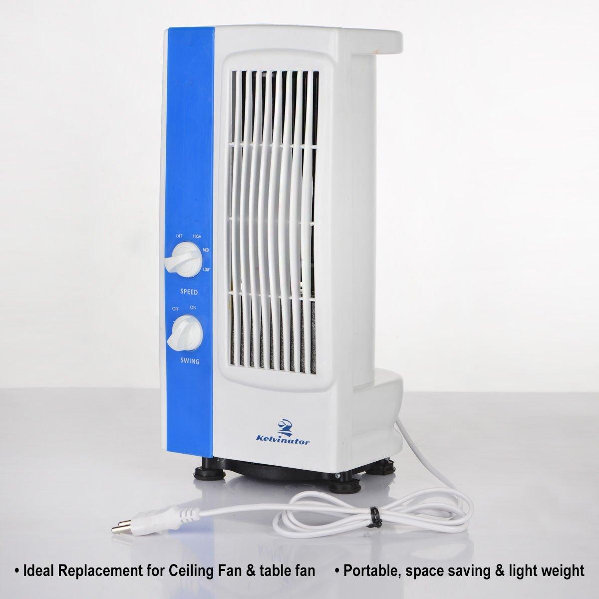 Kelvinator KTF-051 Mini Revolving Tower fan