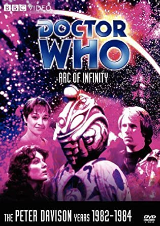 Doctor Who: Arc of Infinity Story 124 by BBC Home ...