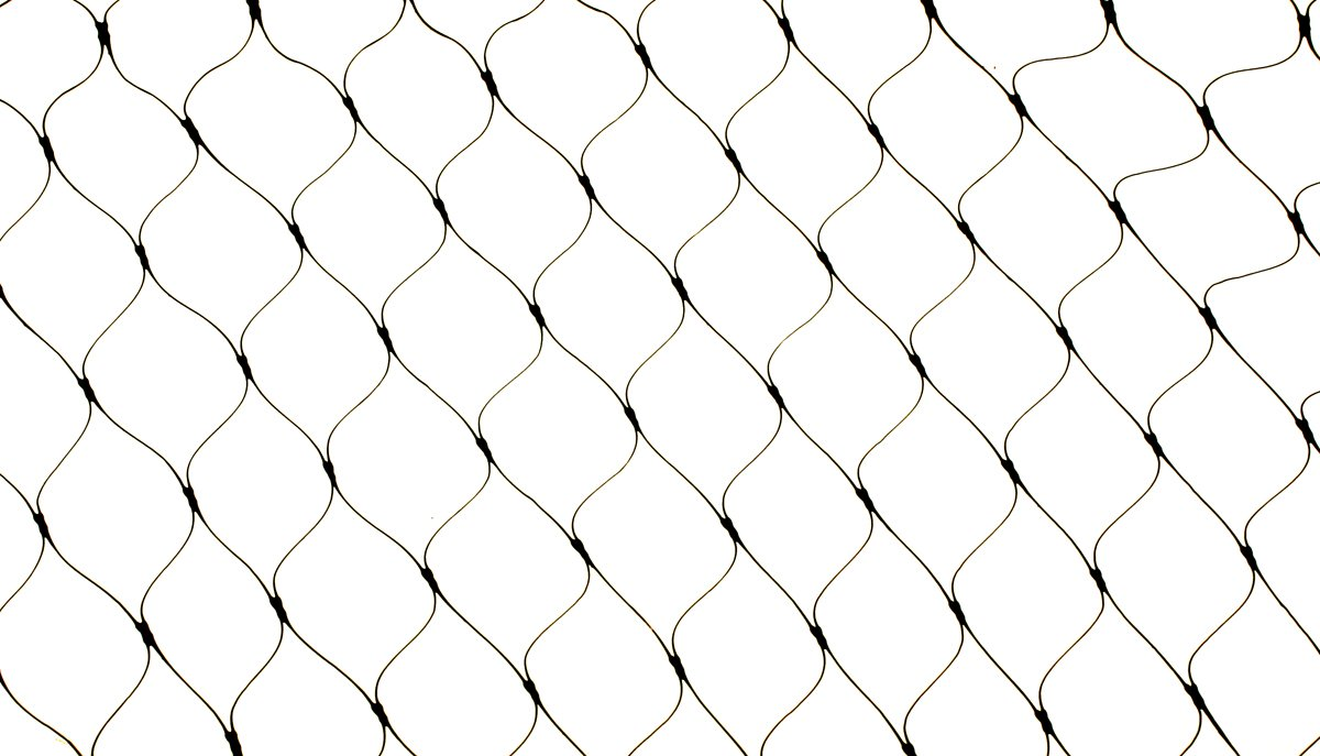 DeWitt Deluxe Pond Netting, 12 by 100-Feet