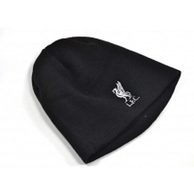 c6342bd19ca Liverpool Fc Knitted Hat Winter Beanie One Size BK  Amazon.co.uk  Clothing