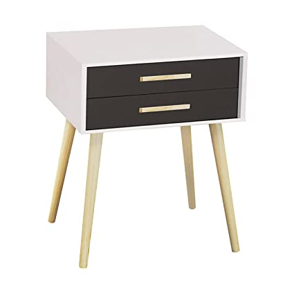 Delicieux Jerry U0026 Maggie   Nightstand Modern Fashion 4 Thin Long Legs Space Station    2 Tier