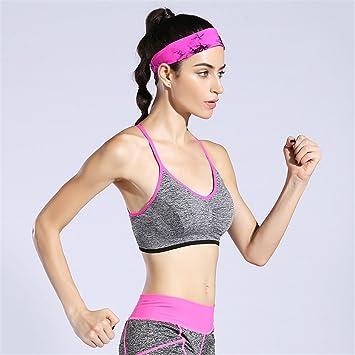 Comfort Bra Mujeres Niñas Sujetador de Yoga Deportes A ...