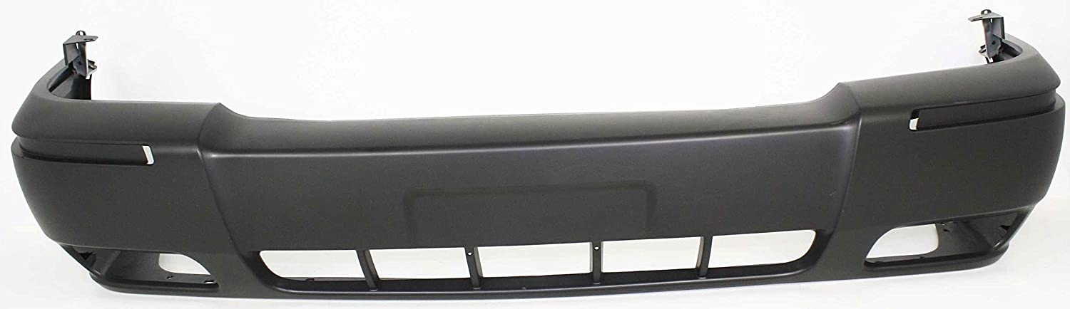 Front Bumper Cover for MERCURY GRAND MARQUIS 2006-2011 Primed with Fog Light Holes