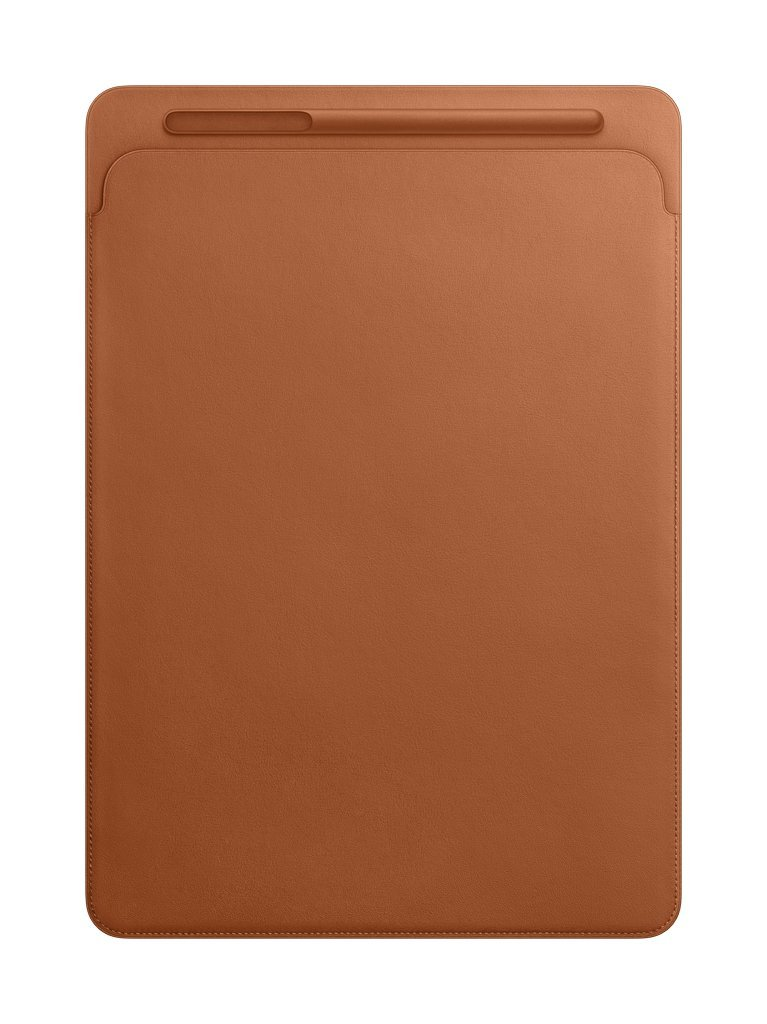 Apple Leather Sleeve for 12.9'' iPad Pro - Saddle Brown