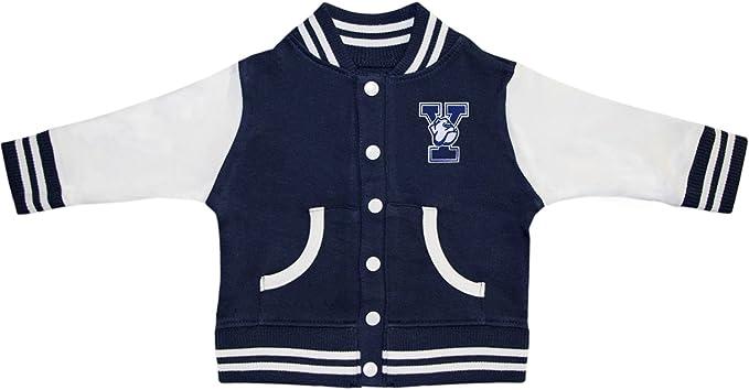 Creative Knitwear Yale University Bulldogs Varsity Jacket