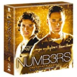 TV Series - Numb3rs The Fourth Season Value Box (9DVDS) [Japan DVD] PPSU-116846
