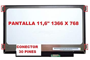 """tecla2xtatil Pantalla Compatible DE Y para PORTATIL Acer CHROMEBOOK C730-C4U4 11,6"""""""