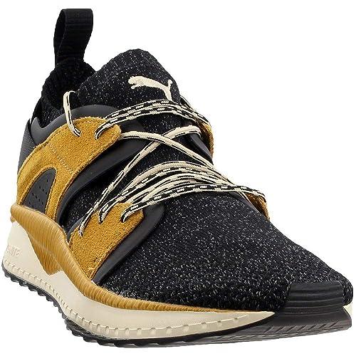 PUMA Mens Tsugi Blaze Evoknit Camo Casual Sneakers,