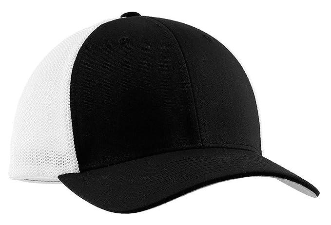 Port Authority Flexfit Mesh Back Cap. C812 at Amazon Men s Clothing store  59e1e02fa