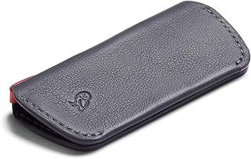 Estuche de Piel para Llaves Bellroy Key Cover Plus (Máx. 8 Llaves) - Graphite: Amazon.es: Equipaje