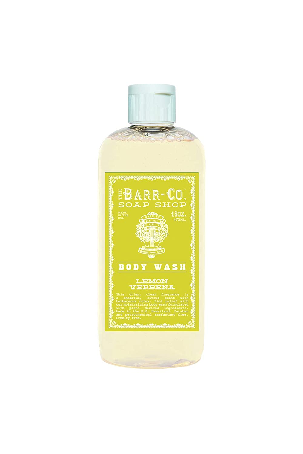 Barr-Co. Body Wash (Lemon Verbena)