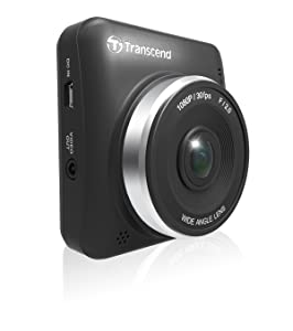 Transcend 16GB DrivePro 200 Car Video Recorder With Suction Mount (TS16GDP200M)