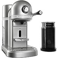 KitchenAid KES0504SR Nespresso Bundle (Sugar Pearl)