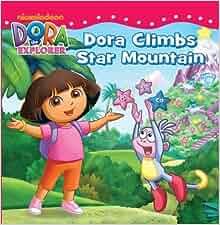 Dora the Explorer - Dora Climbs Star Mountain