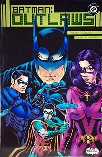 Outlaws (Batman, #3) (Collectibles Dc Batman Robin Vs)
