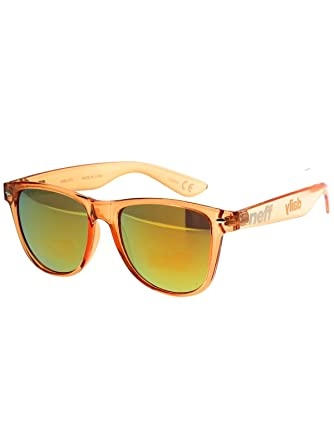 Neff Daily Ice Sunglasses Orange CXoYvywTt1