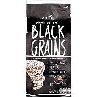 Allrite Organic Rice Cakes Black Grains