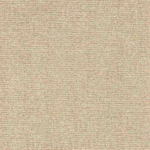 Romosa Wallcoverings Geo Sand Faux Linen Embossed Wallpaper Roll Decor by Romosa Wallcoverings -