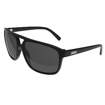 brillante n color Tener cuidado de selección premium POC Will Polarized Gafas, Unisex Adulto, Negro (Uranium ...