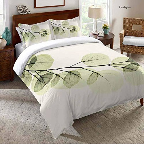 Hot Laural Home X-Ray Leaf Comforter Queen hot sale