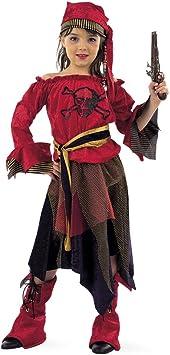 Lima - Disfraz de pirata para niña (MI497): Amazon.es: Electrónica