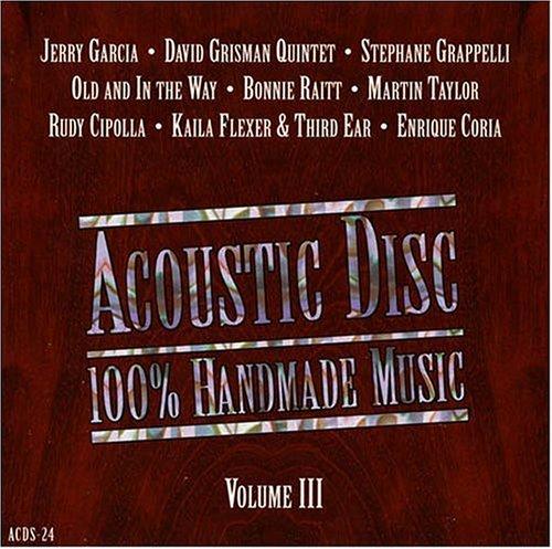 100% Handmade Music, Vol. 3
