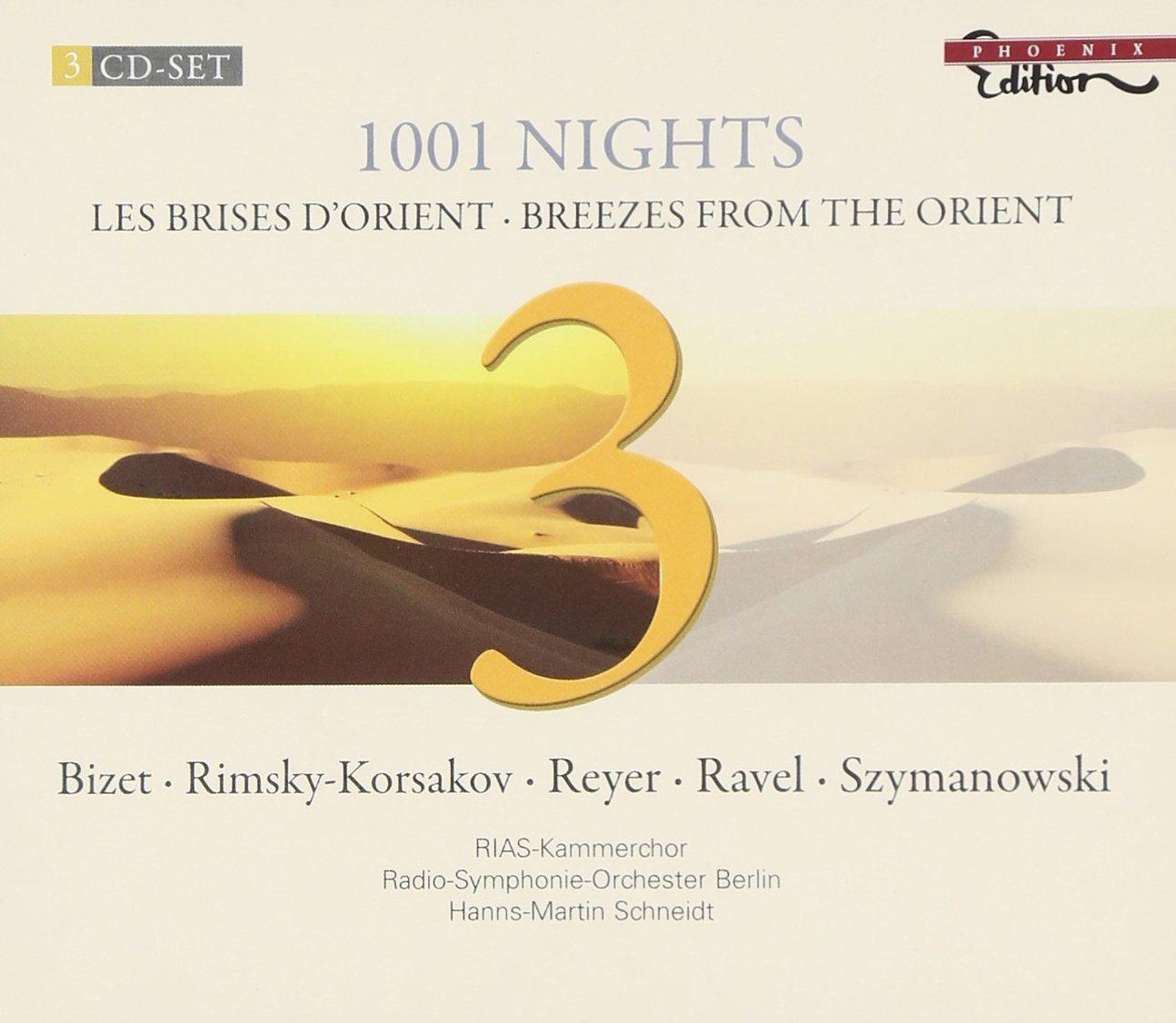 1001 Nights: Breezes