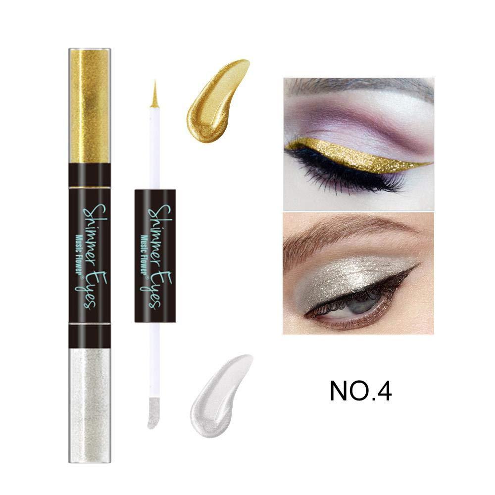Amazon Glitter Liquid Eyeliner Kobwa Long Lasting Waterproof