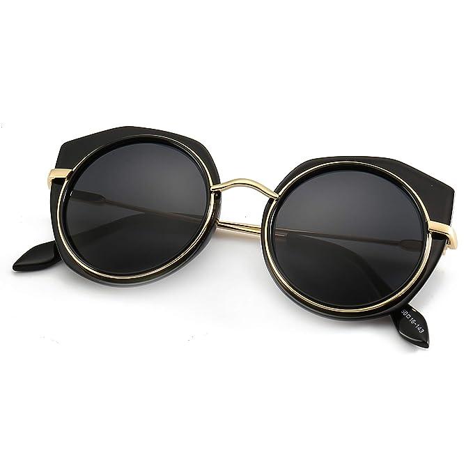 Amazon.com: SUNGAIT Gafas de sol polarizadas para mujer con ...