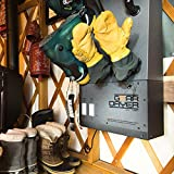 GearDryer Wall Mount 12 Boot and Glove Dryer | 6
