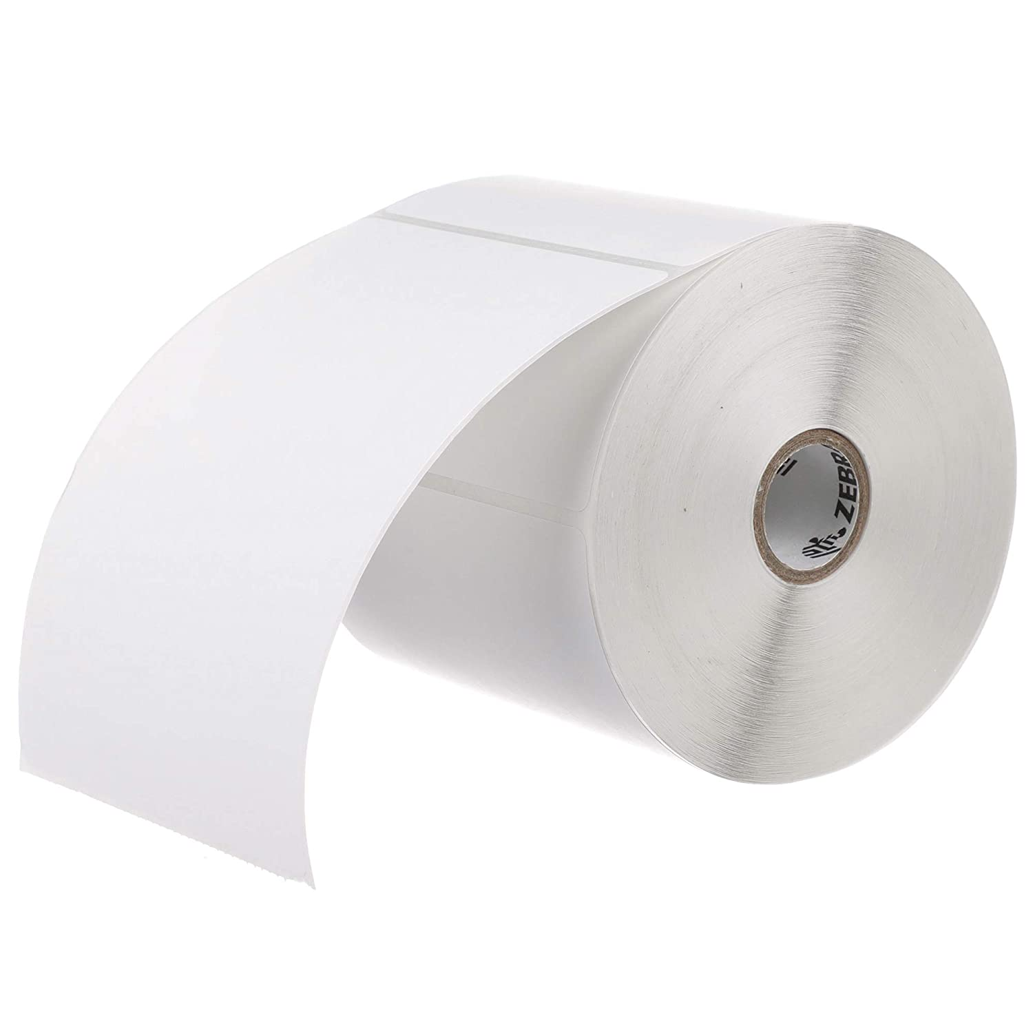 Highest Quality 4x6 Zebra Top Coated Direct Thermal 1 Rolls of 475 Labels