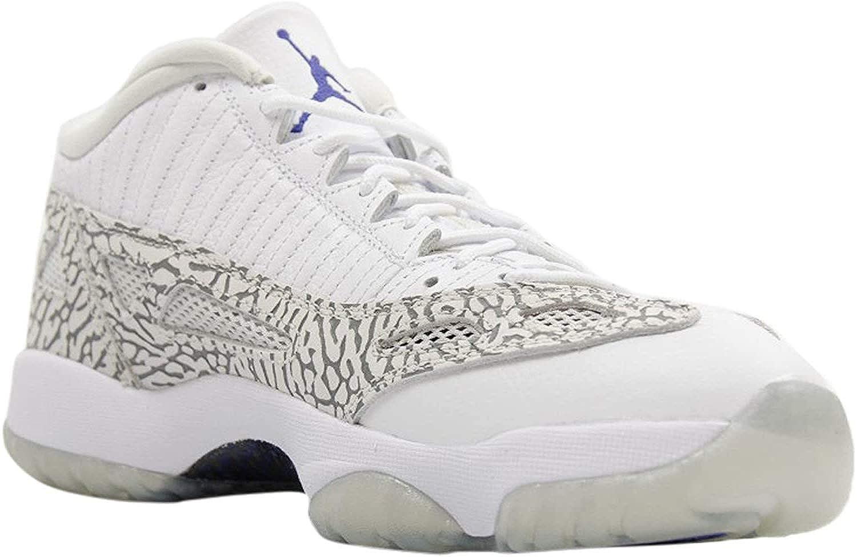 Buy Nike Air Jordan 11 Retro Low Ie White Cobalt Zen Grey Cement