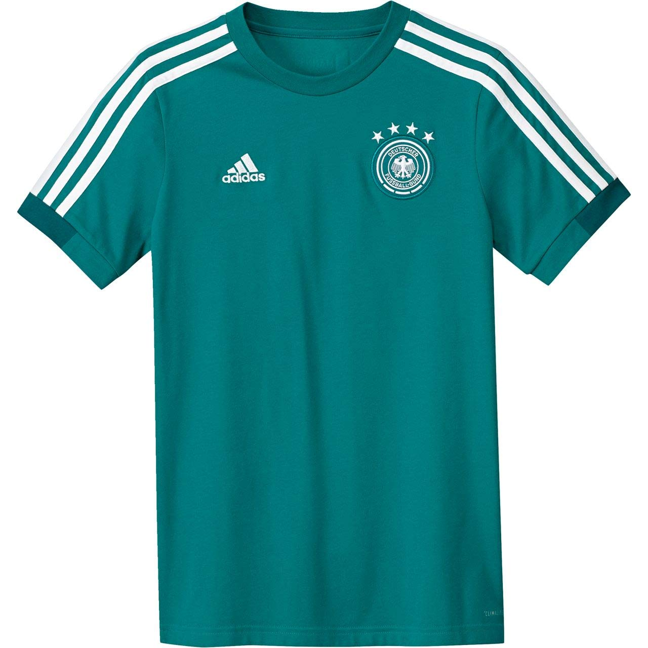 43f4e30f7d4 adidas Children's Dfb Tee T-Shirt: Amazon.co.uk: Sports & Outdoors