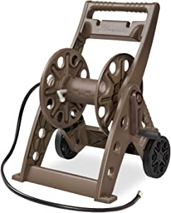 Liberty Garden Products 514 Two Wheel, Hose Cart, Bronze