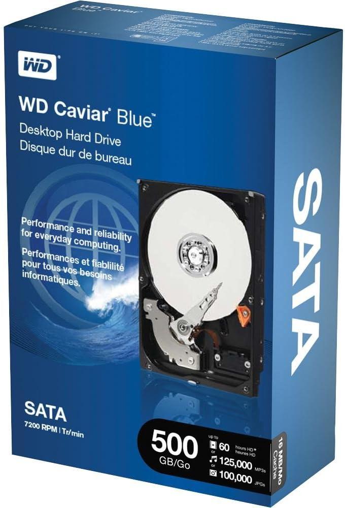 WD  WD1600JSRTL Caviar 160GB SATA Hard Drive