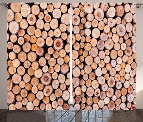 rustic-home-decor-curtains-by-ambesonne-mass-of-wood-log-forest-tree-industry-group-of-cut-lumber-ci