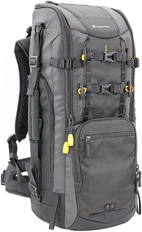 Vanguard Alta Sky 66 Camera Backpack for Sony, Nikon, Canon DSLR with up to 600 mm f/4 Lens