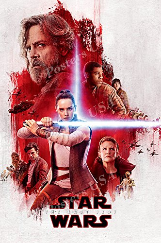 Posters USA - Star Wars the Last Jedi Resistance 2017 Episod