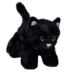 Offerta: Gatto di Peluche, 18 cm, Nero