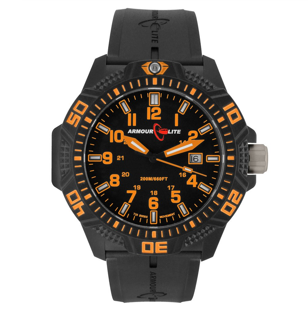 ArmourLite Sportuhr - Orange - AL612