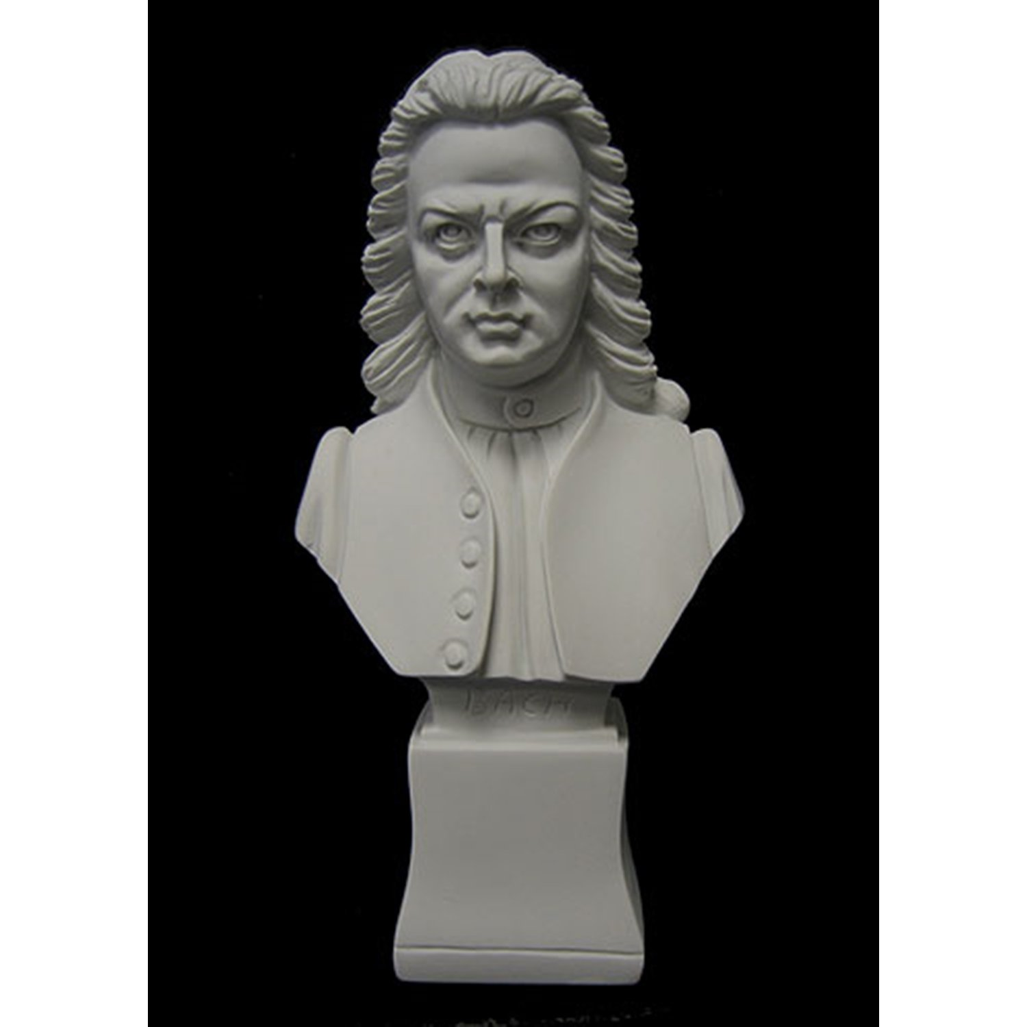 Composer Bust - Bach (17 cm) Be-Active