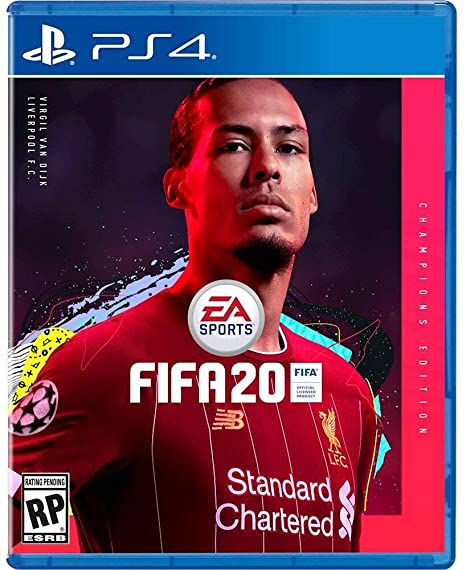 Fifa 20 Champions Edition Playstation 4 Ea Video Games