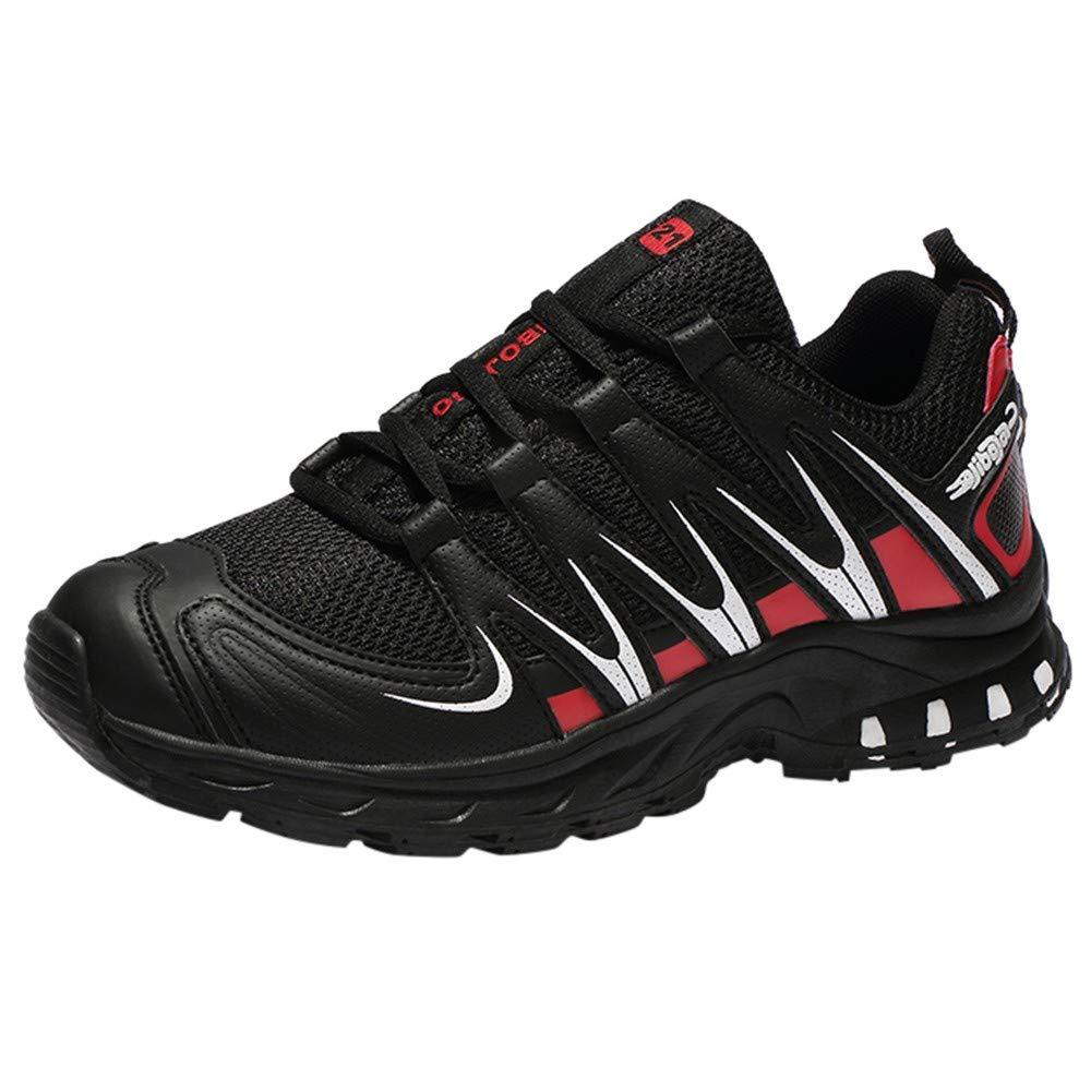 Chaussures De SéCurité pour Homme,Chaussures De RandonnéE à Absorption De Choc AntidéRapantes Sportives, Chaussures De RandonnéE pour Hommes