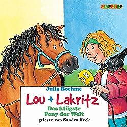 Das klügste Pony der Welt (Lou und Lakritz 3)
