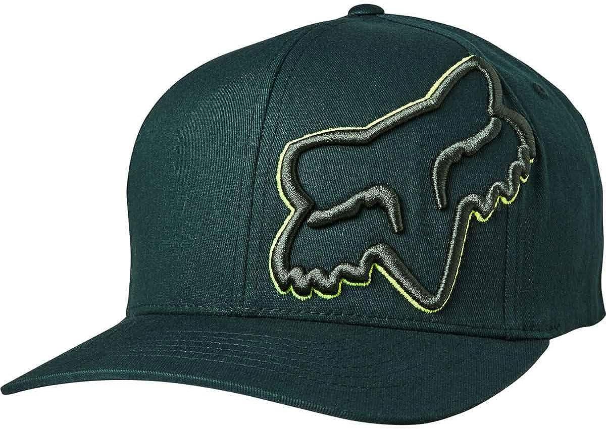 Fox Racing Episcope Flexfit Hat 23689 Emerald - S//M